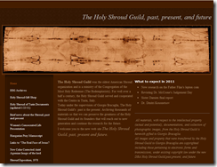 shroud of turin research paper
