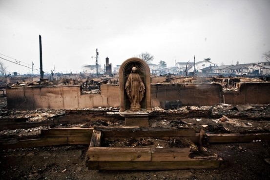 Virgin Mary of Breezy Point and Hurricane Sandy: Signs and Miracles
