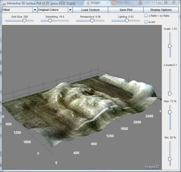 just installed ... Imagej Texture